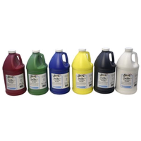 Haze Fluid Gallon (PAINT ACRYLIC TRUE FLOW 1/2 GALLON SET OF 6 - SAX )