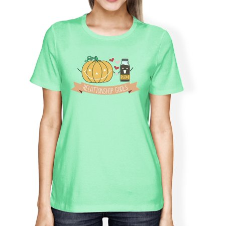 Pumpkin Spice Halloween Costume T-Shirt Couples Matching Outfits