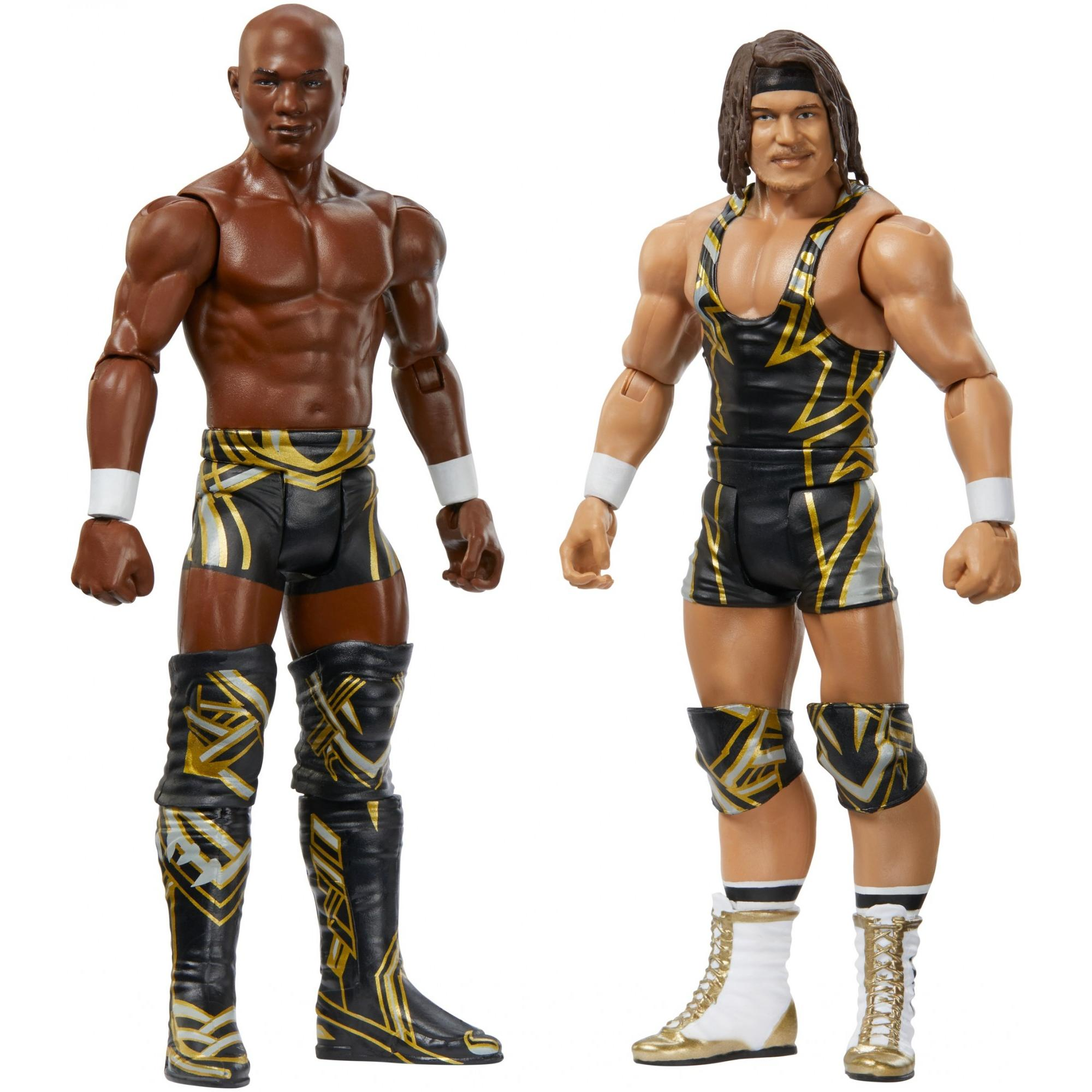 WWE Chad Gable & Shelton Benjamin Battle Pack 2pk - Series #58
