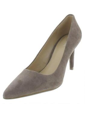 325af8a2bb Product Image MICHAEL Michael Kors Womens Dorothy Suede Pumps Dress Heels  Taupe 6 Medium (B,M
