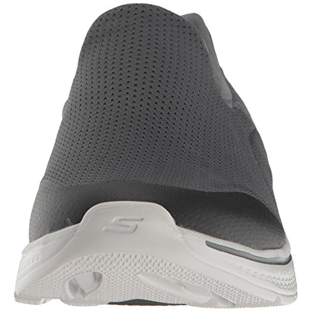 Skechers 54152EWW CHAR Men 's GOWALK 4 - INCREDIBLE Casual Shoes