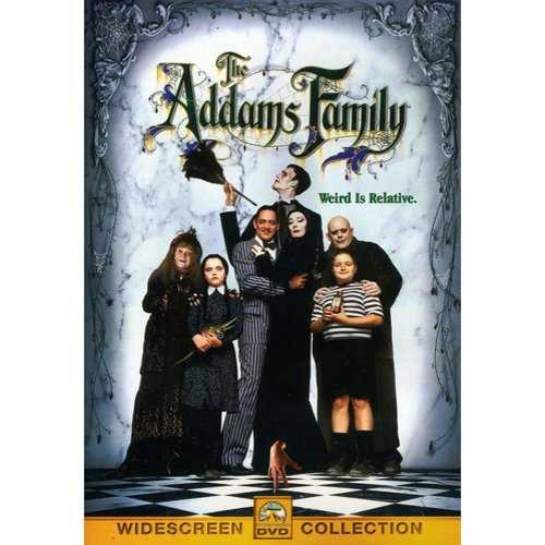 The Addams Family (Widescreen)