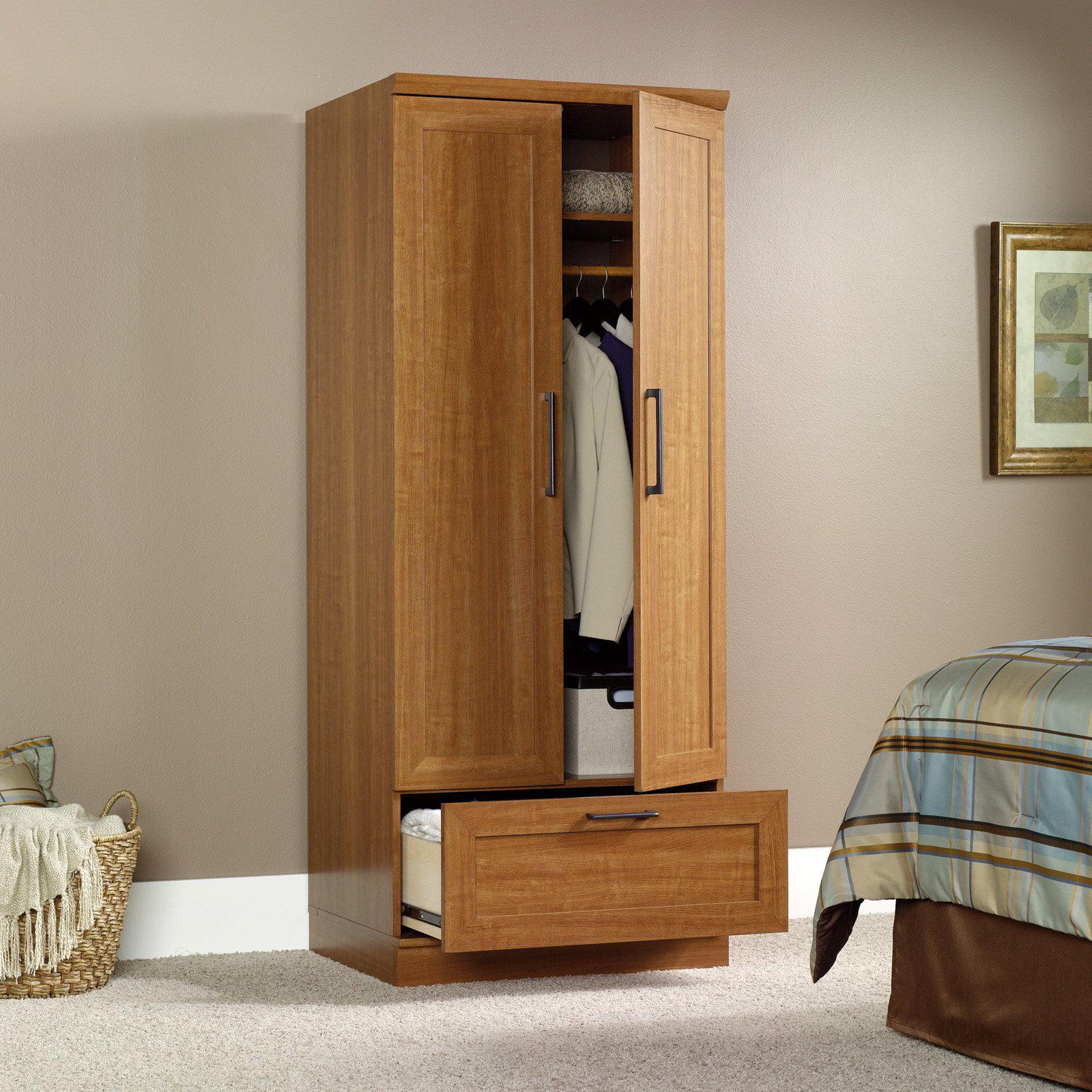 Sauder Homeplus Wardrobe/Storage Cabinet   Walmart.com