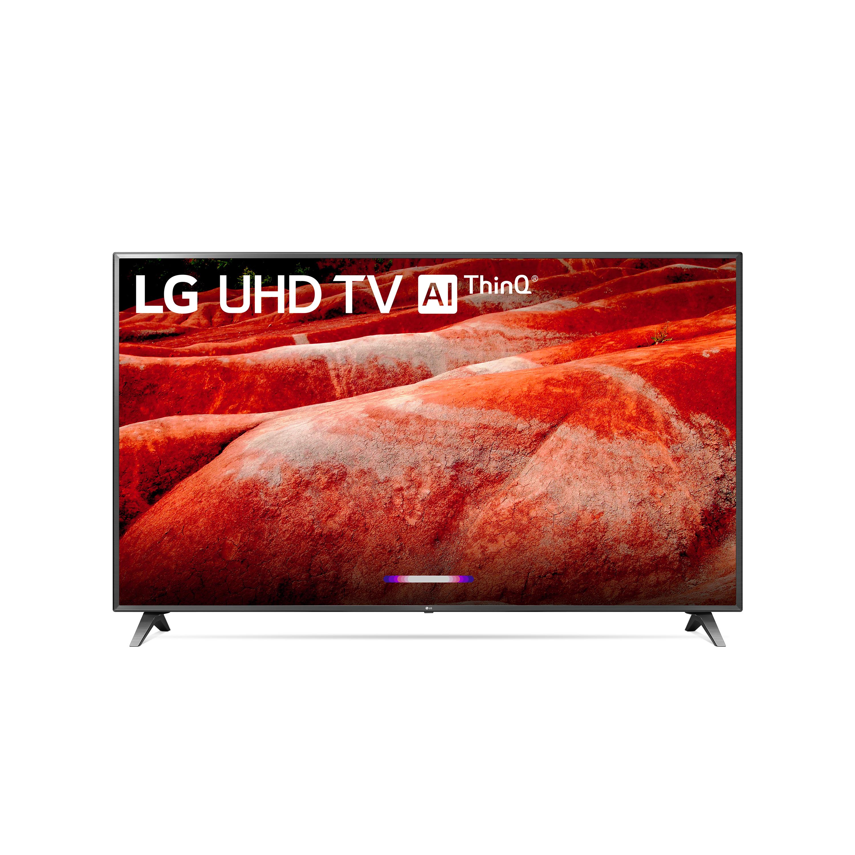 "LG 86"" Class 4K (2160) HDR Smart LED AI UHD TV W/AI ThinQ 86UM8070PUA 2019 Model"