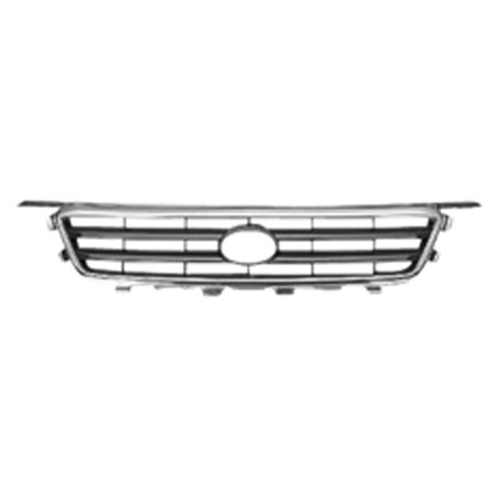 Chrome Grill Assembly for 2000-2001 Toyota Camry Grille TO1200225 ()