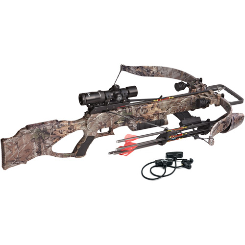 Excalibur Matrix 380 260 lb Crossbow Package by Excalibur