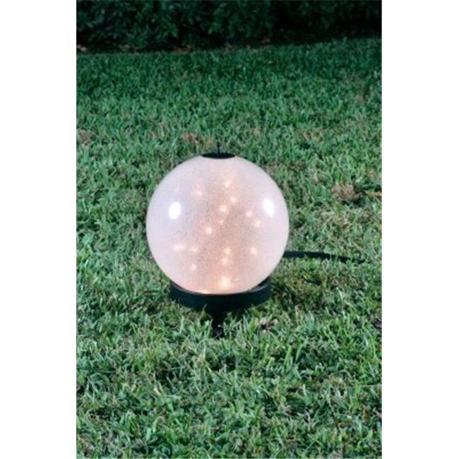 Starlight Lanterns LSPS Luna Small Lantern on Petite Stand with Sparkle Globe