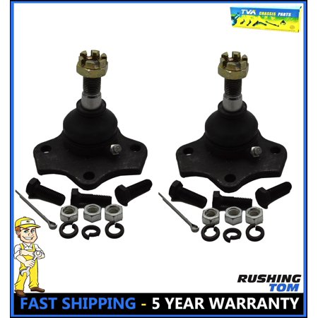 Fits Ford Maverick Mercury Comet Set Of 2 Front Upper Ball Joints Pair TVA K8142