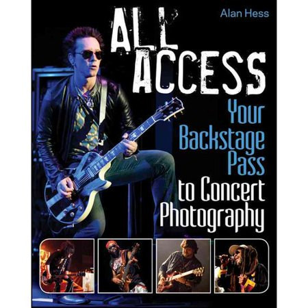 All Access: Your Backstage Pass to Concert Photography