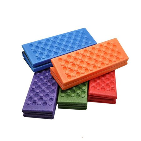 Random Color XPE Outdoor Camping Hiking Picnic Folding Cushion Seat Pad Moistureproof Cushion Mattress Pad - image 1 of 9