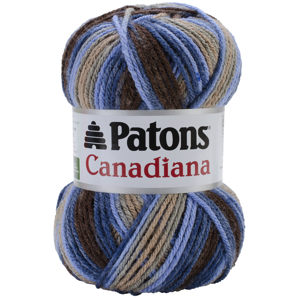 Canadiana Yarn - Ombres-Wedgewood