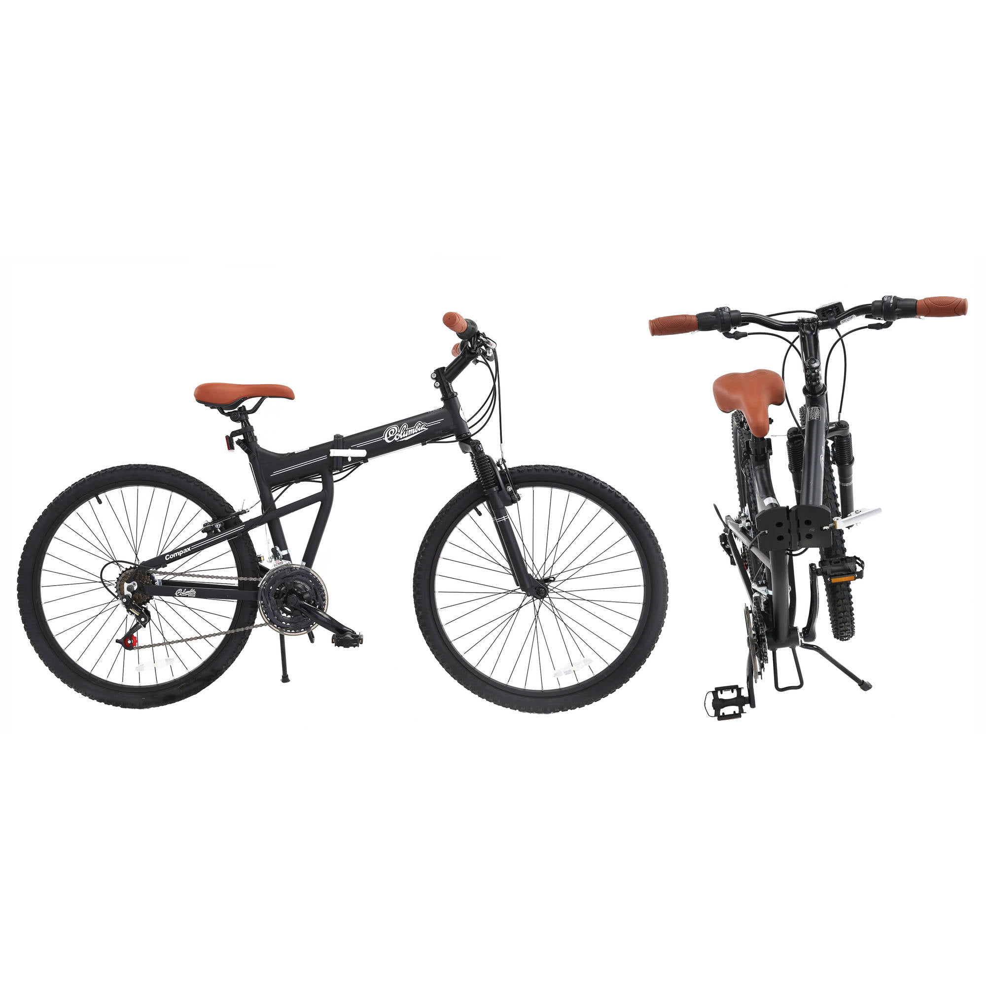 "26"" Columbia Compax Folding Bike by"