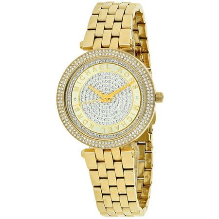 Women's Mini Darci Watch Quartz Mineral Crystal (Mini Quartz Watch)