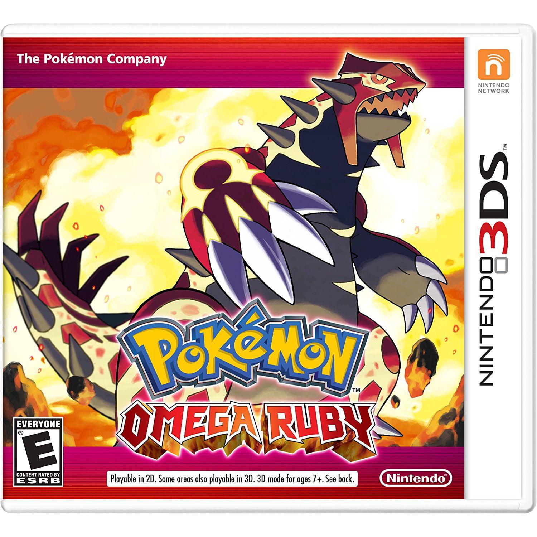 Pokemon Omega Ruby, Nintendo, Nintendo 3DS, [Digital Download], 0004549668054