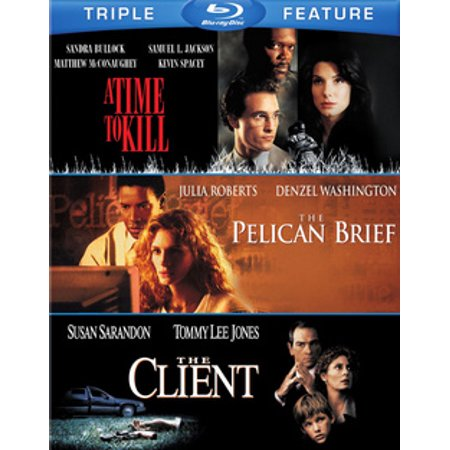 A Time To Kill / The Pelican Brief / The Client (Blu-ray) - The Kills Live Halloween 2017