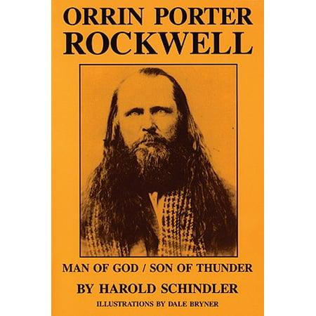 Orrin Porter Rockwell : Man of God Son of Thunder - Kiss God Of Thunder Halloween