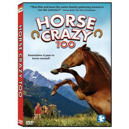 Horse Crazy Too: The Pony Adventure (DVD)