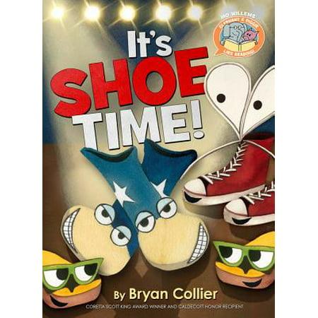 Elephant & Piggie Like Reading! It's Shoe Time! (Hardcover) (Likes Hardback)