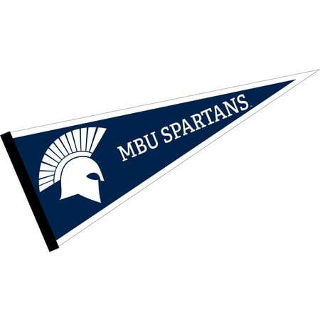 "Missouri Baptist University 12"" X 30"" Felt College Pennant"
