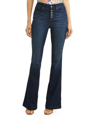 e54ff4af10409f Product Image Melisa High Waist Stretch Flare Jean Women's. Product  TitleSofia Jeans ...