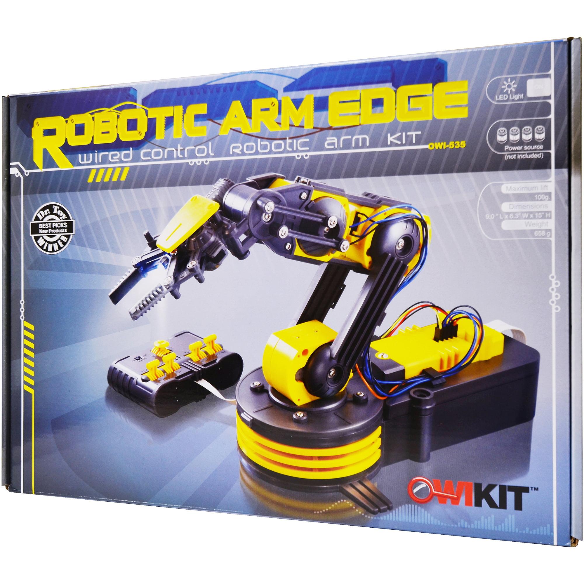 OWI Robotic Arm Edge - Walmart.com