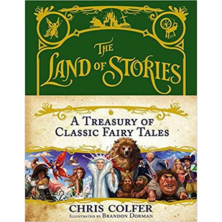 The Land of Stories: A Treasury of Classic Fairy Tales - image 1 de 1