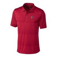 Atlanta Falcons Cutter & Buck Big & Tall Crescent Polo - Red