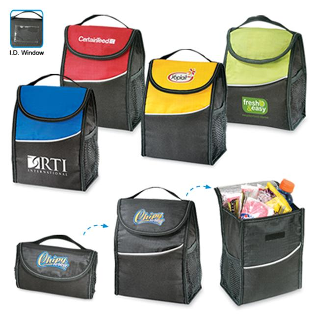 Golden Pacific 26922L Lunch Cooler - Royal