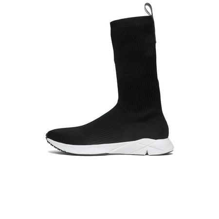4160e4a3f6a0 Reebok - Mens Reebok Sock Runner Ultraknit Black White BS9515 ...