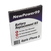 Best Iphone 5 Battery Replacement Kits - Apple iPhone 5 Battery Replacement Kit with Tools Review