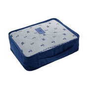 Smaritllc - 6 Pieces Packing Cubes Travel Storage Bags Travelling ... e4b1a0ce897b8