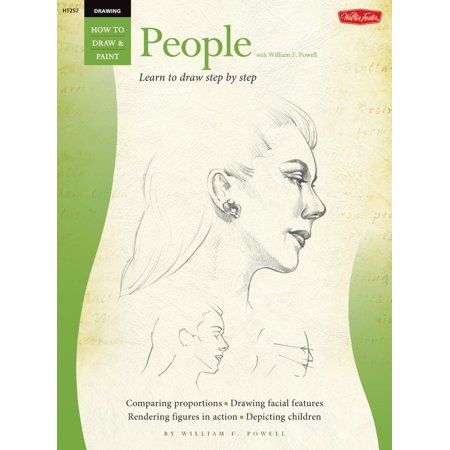 Drawing: People with William F. Powell : Learn to Paint Step by Step - Batman Face Paint Step By Step