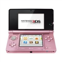 Refurbished Nintendo 3DS Pearl Pink