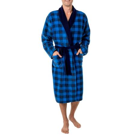 Fruit of the Loom Men's Fleece Shawl Collar - The Jedi Robe
