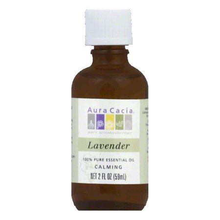 Aura Cacia Lavender Essential Oil 2 oz. (Aura Cacia Lavender Essential Oil)