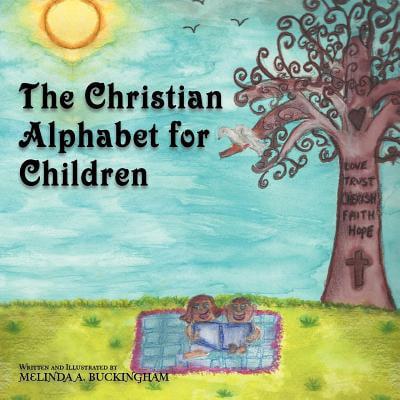 The Christian Alphabet for Children (Paperback) - History Of Halloween For Christian Children