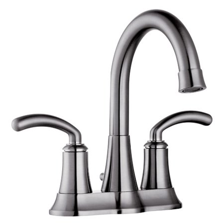 Yosemite Home Decor Faucets Centerset Faucet Standard Bathroom With Pop Up Drain And