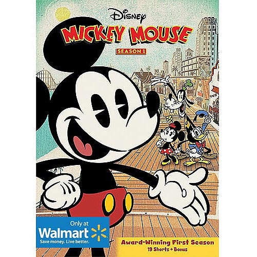 Disney's Mickey Mouse: Season One (Walmart Exclusive) (Widescreen)