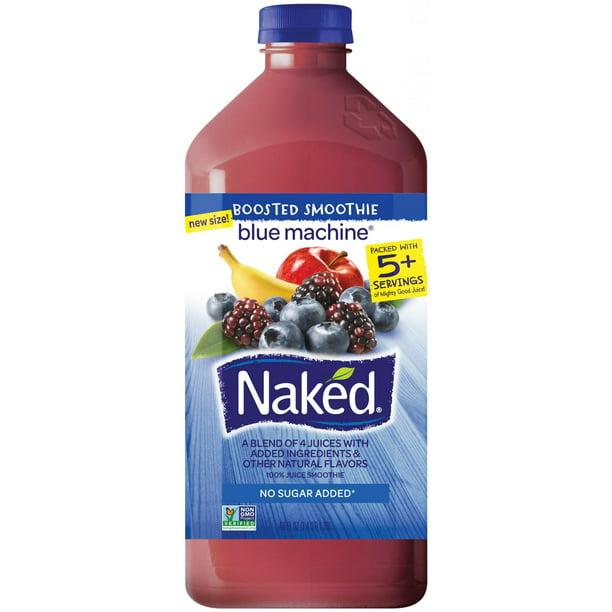 Naked Juice Smoothie 64 oz. - Green Machine | Boxed