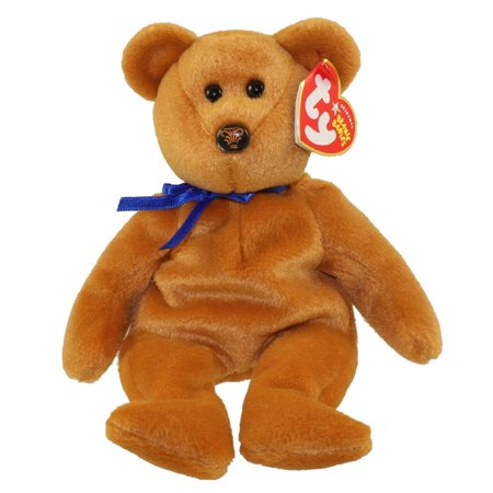 TY Beanie Baby - PROMISE the Brown Bear (Northwestern Mutual Exclusive)  (8.5 inch) - Walmart.com e0da1cb1344