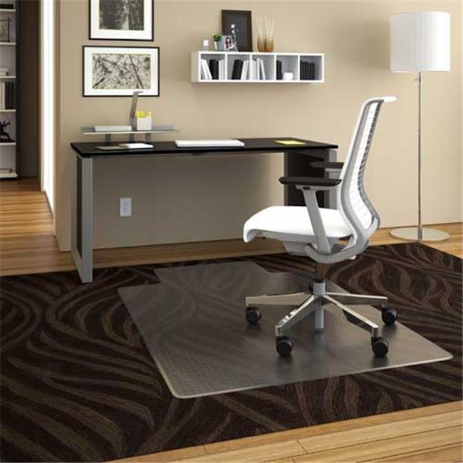 DEFLECT-O Deflect-O Medium Pile Chairmat Lipped