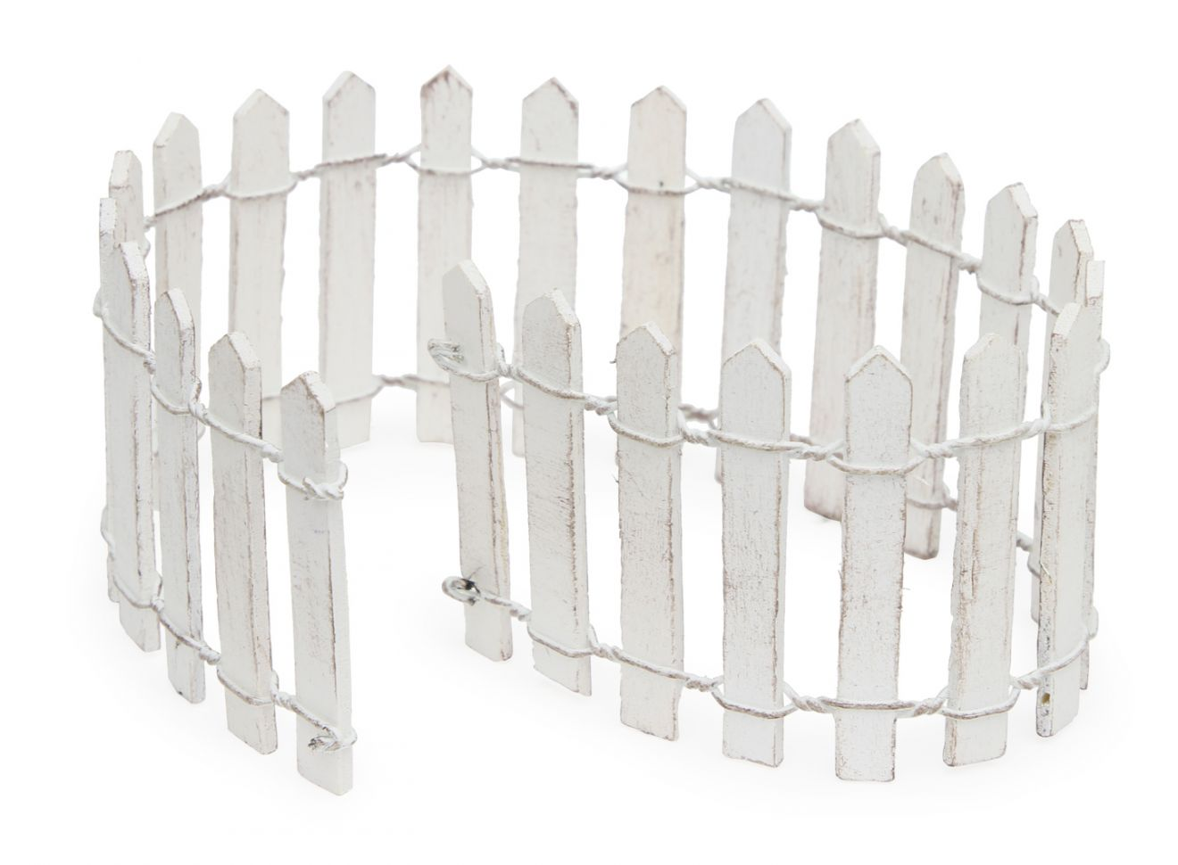 Short Picket Fence by