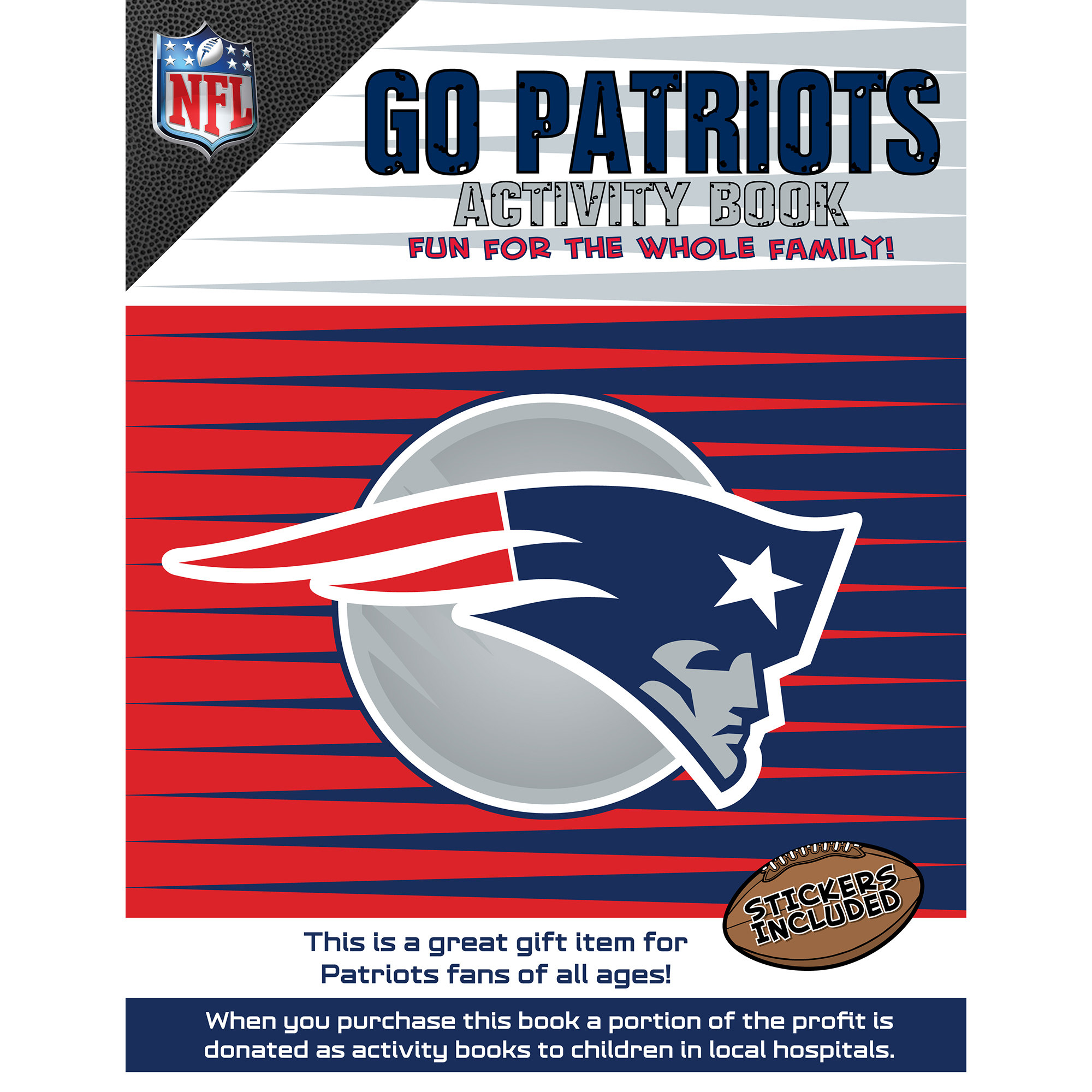 Go Patriots >> Go Patriots Activity Book