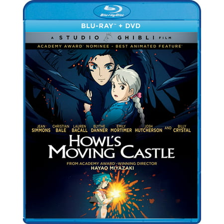 Howl's Moving Castle (Blu-ray + - Cool Halloween Moving Animations