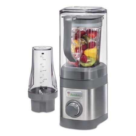 Jamba Appliances Quiet Shield Variable Speed Blender Silver (58916)
