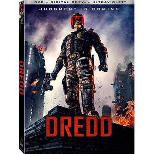 Dredd (With INSTAWATCH) (With INSTAWATCH) (Widescreen)