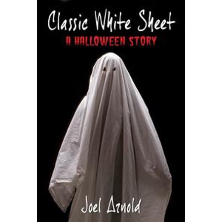 Classic White Sheet: A Halloween Story - - Halloween Color By Number Sheets