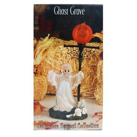 2004 Heritage Mint Halloween Harvest Collection Ghost Grove HA19