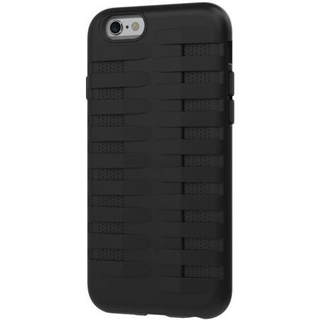Basics Apple Ginseng (Urge Basics Cobra Apple iPhone 6 Silicone Dual Protective Case - Black )