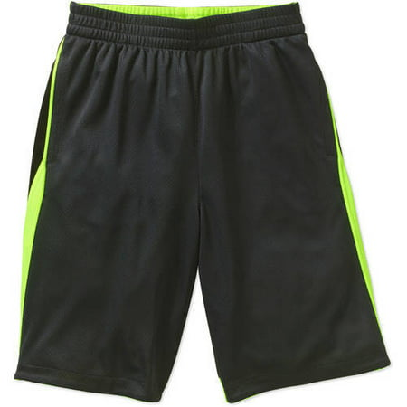 (Athletic Works Boys Reversible Shorts)